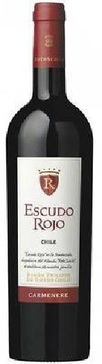 Escudo Rojo red dry 13% 0.75L
