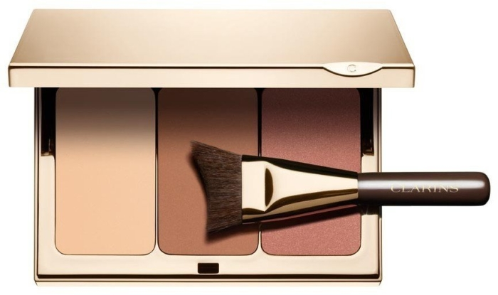 Clarins Complexion Face Contouring Palette 13.8g