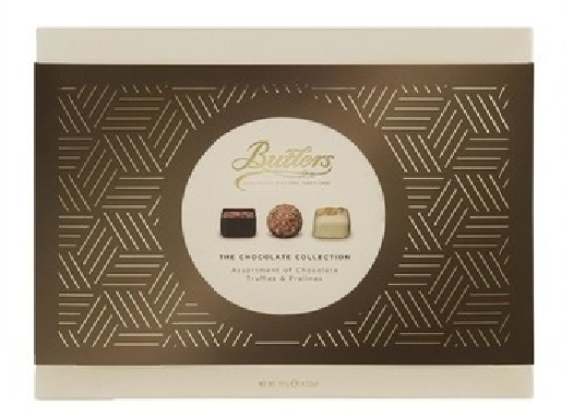 Butlers Chocolate Coll Truffles 185G
