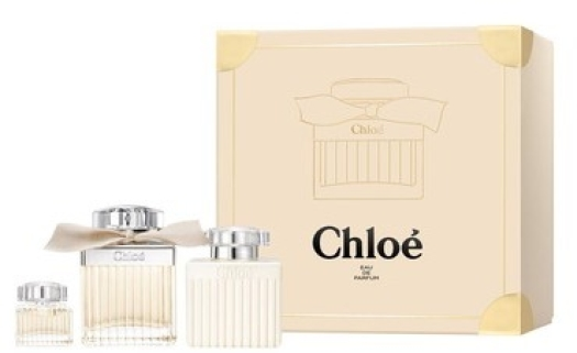 Chloe Signa Set 75ml+100ml+5ml