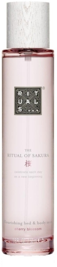 Rituals Sakura Bed Body Mist 50ml