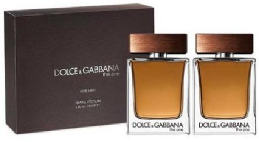 Dolce&Gabbana The One for Men set (2х50ml) 85353500000