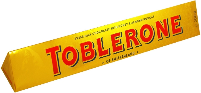 Toblerone Gold 200g