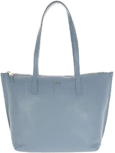 Furla Luce M Tote, Light blue 1049143