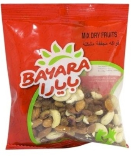 Bayara Mixed Dried Fruits&Nuts 400g