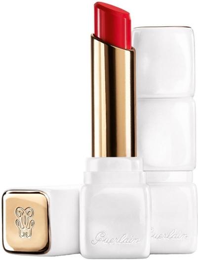 Guerlain KissKiss Roselip Lipstick N329 Crazy Bouquet 3.5g
