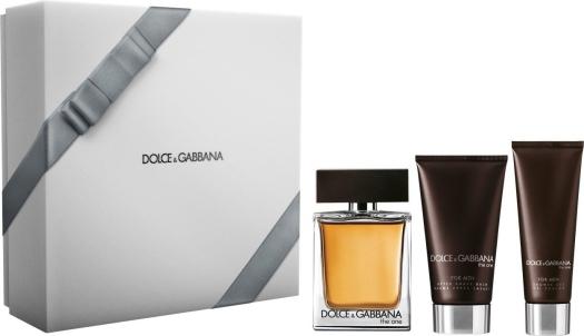 Dolce&Gabbana The One For Men Set EdT 100ml +2x50ml