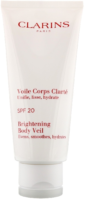 Clarins Bright Plus Brightening Body Veil SPF20 200ml