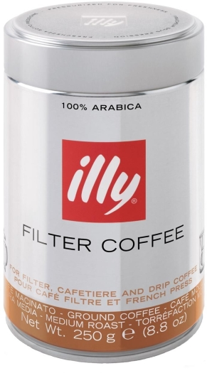 Illy Filter Rosa 250g