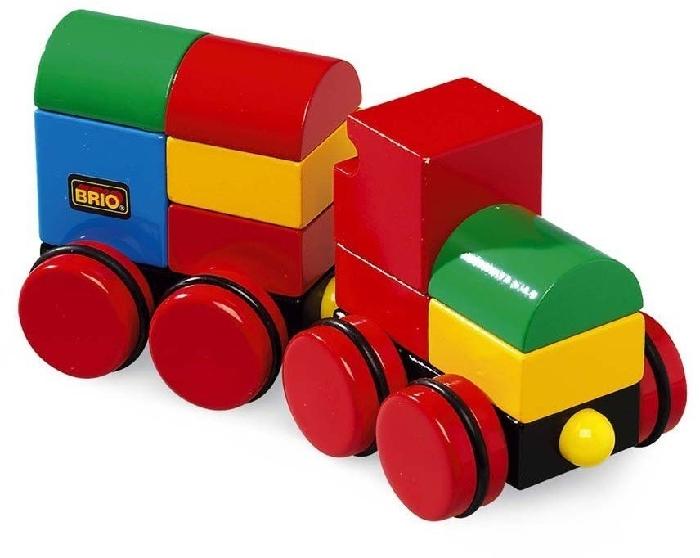 BRIO Magnetic Train