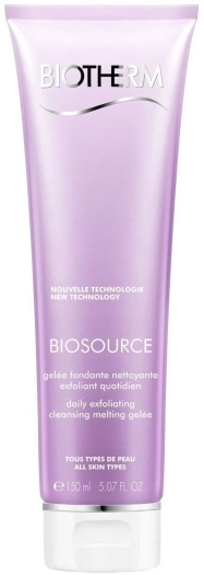 Biotherm Biosource Daily Exfoliating Cleansing Melting Gelée 150ml