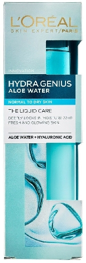 L'Oreal Paris Hydra Genius Water Gel Moisturiser 70ml
