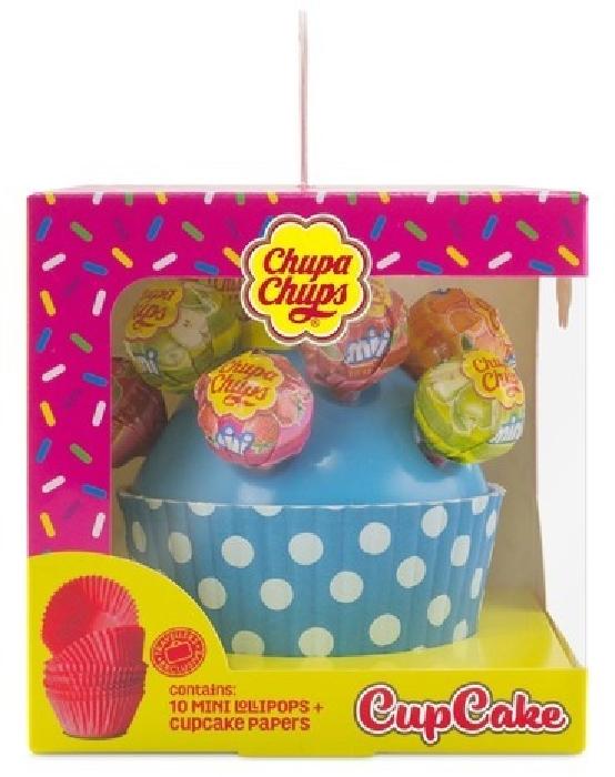 Chupa Chups Cup Cake