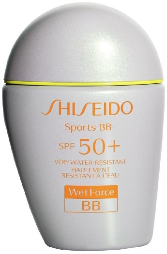 Shiseido Global Sun Care BB For Sports Contouring Powder Medium 30ml
