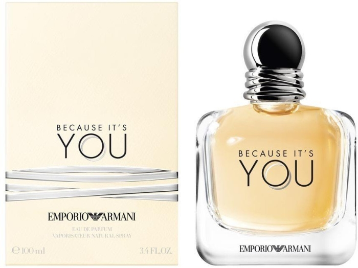 Giorgio Armani Emporio Armani Because It's You EdP 100ml