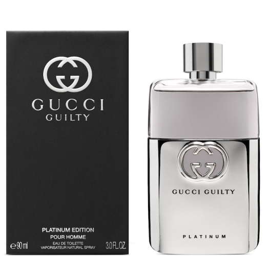 Gucci Gucci Guilty Platinum EdT 90ml