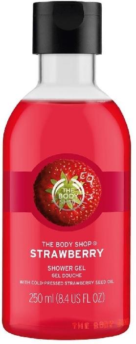The Body Shop Strawberry Shower Gel 250ml