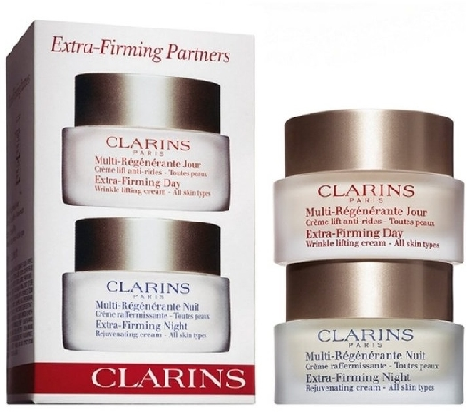 Clarins Extra Firming Partners Duo Set 50ml+50ml