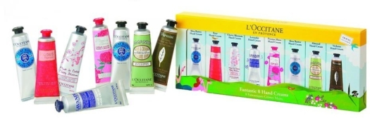 L'Occitane en Provence Fantastic 8 Hand Cream Set 8x30ml