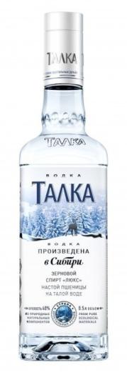 Talka Vodka 40% 0.5L