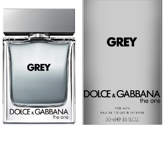 D&G Dolce&Gabbana The One For Men Grey