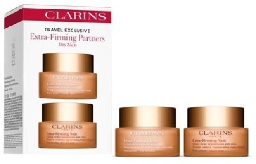 Clarins Extra Firming Partners Dry Skin Set