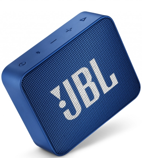 JBL GO 2 Portable Bluetooth Speaker - Deep Sea Blue 184 g