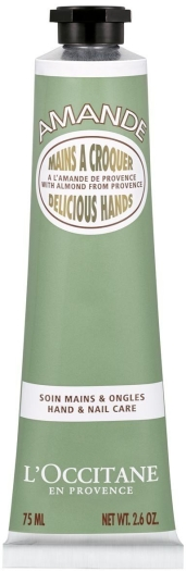 L'Occitane en Provence Almond Delicious Hand Cream 75ml