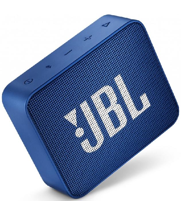 JBL GO 2 Portable Bluetooth Speaker Deep Sea Blue 184g
