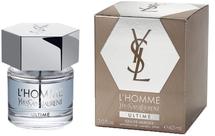 Yves Saint Laurent L'Homme Ultime EdP 60ml