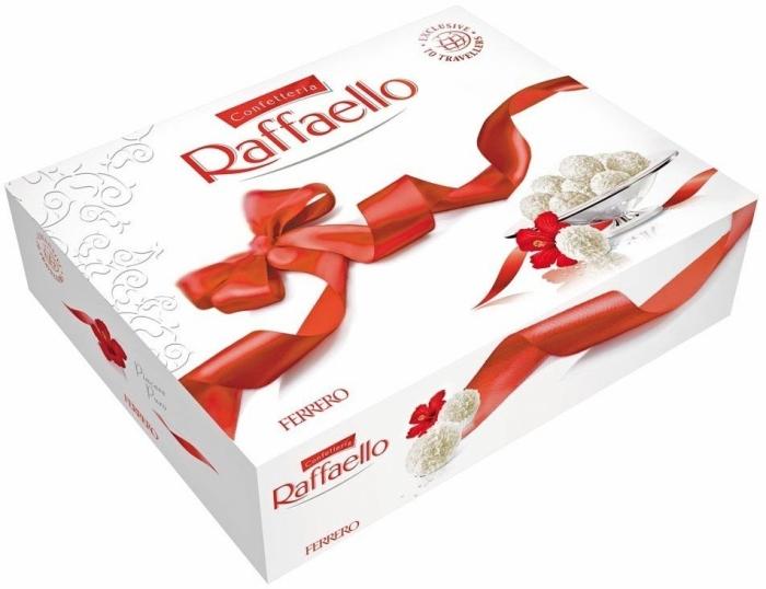 Ferrero Confetteria Raffaello 200g