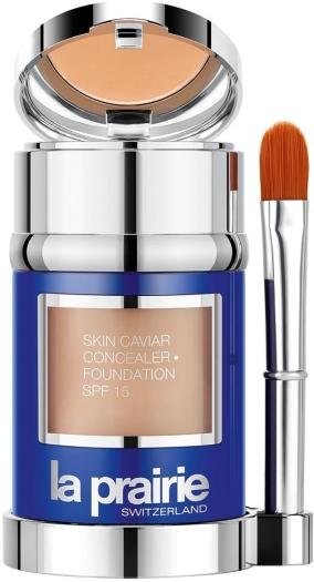 La Prairie Skin Caviar Concealer Foundation SPF 15 N°04 Soleil Peche 30ml
