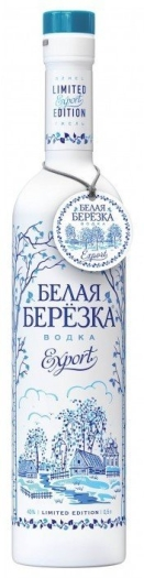 White Birch Export Vodka 0.5L