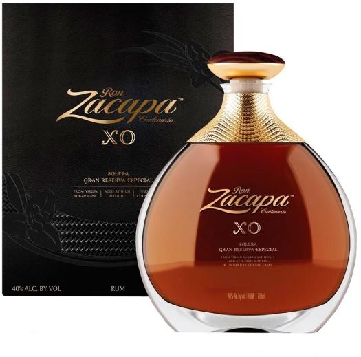 Ron Zacapa Centenario XO 40% 0.7L