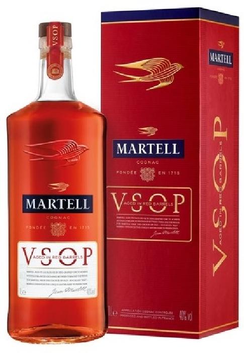 Martell VSOP Médallion 40% 1L