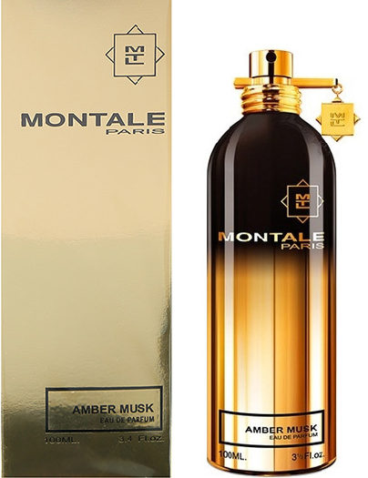 Montale Amber Musk Eau de Parfum 456661 100ML