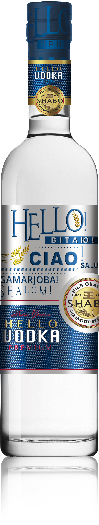 Vodka Shabo Premium 40% 0.5L