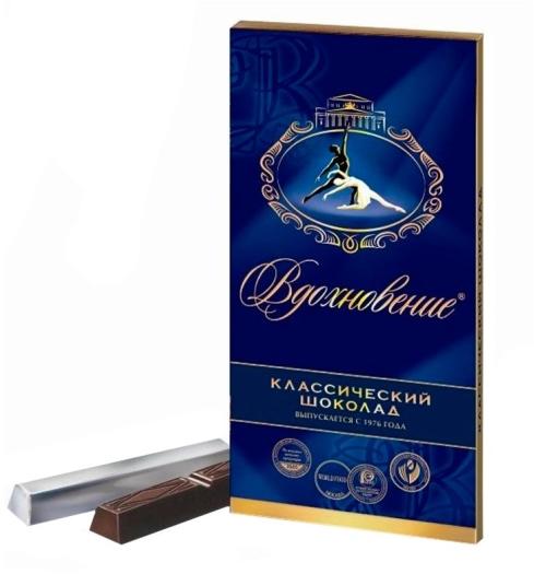Babaevsky Artpassion Chocolate 100g