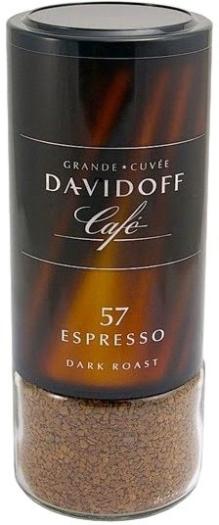 Davidoff Cafe Espresso 57 100g