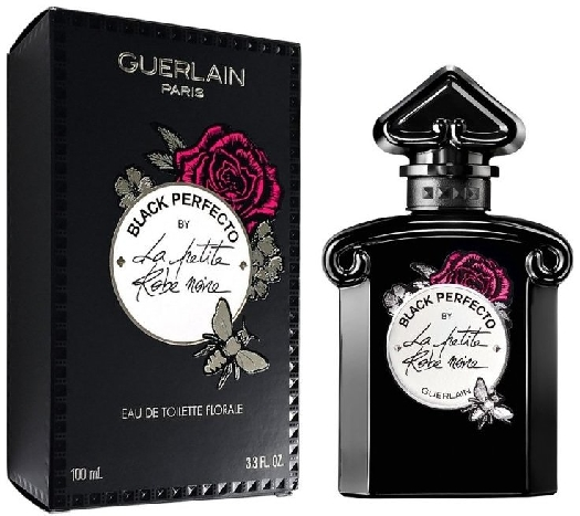 Guerlain Black Perfecto by La Petite Robe Noire Florale 100ml