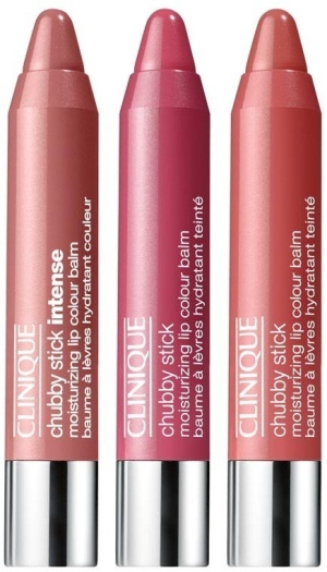 Clinique Chubby Stick Lipstick Set 3x3g