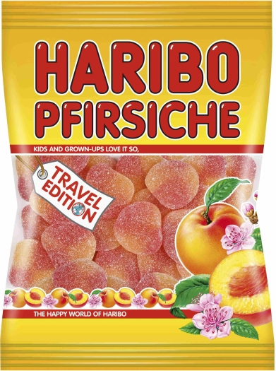 Haribo Pfirsiche 500g