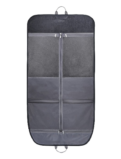 Ricardo Beverly Hills Essentials 2.0 Garment Carrier - Graphite