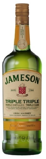 Jameson Triple Triple 40% 1L