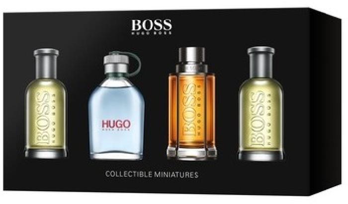 Boss COFFRET 4x5ml