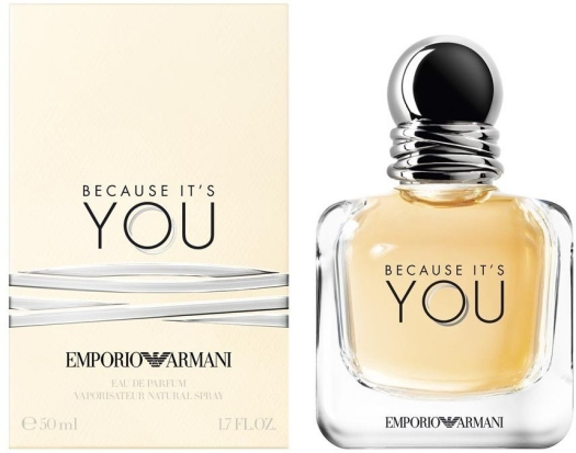 Emporio Armani Because It's YOU EdP 50ml