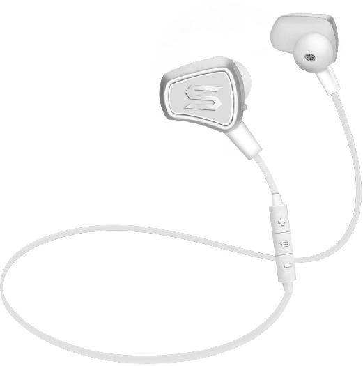 Soul Impact Wireless Bluetooth Earphones White 14g