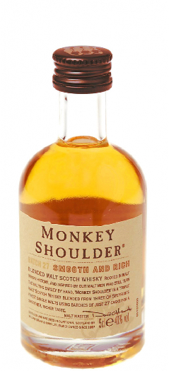 Monkey Shoulder 40% 0.05L