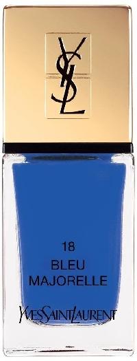 Yves Saint Laurent La Laque Couture N18 Bleu Majorelle 10ml