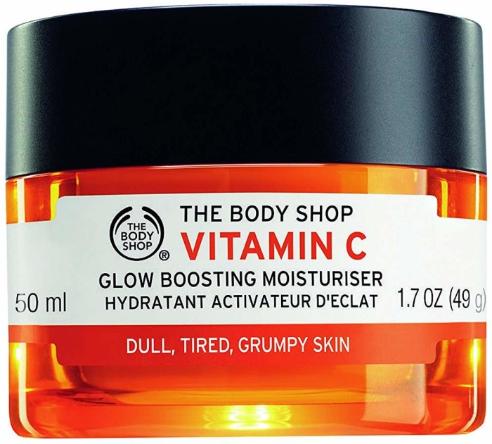 The Body Shop Vitamin C Glow Boosting Moisture 50ml